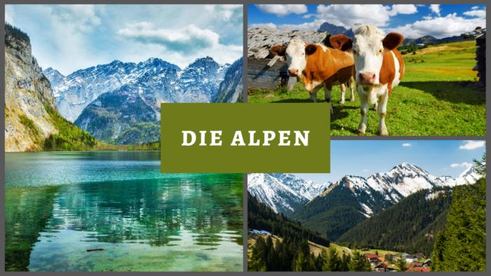 Schutz der Alpen